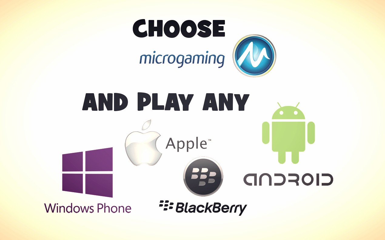 Microgaming Mobile Casinos by Platforms - Enjoy the Quality