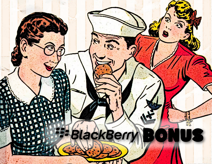 Get More with Microgaming BlackBerry Bonus