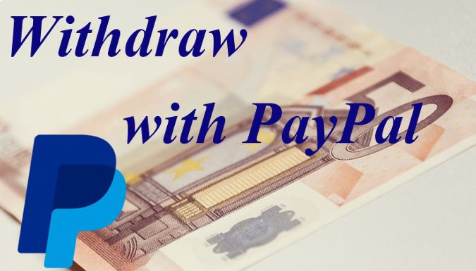 Deposit and Withdraw with PayPal